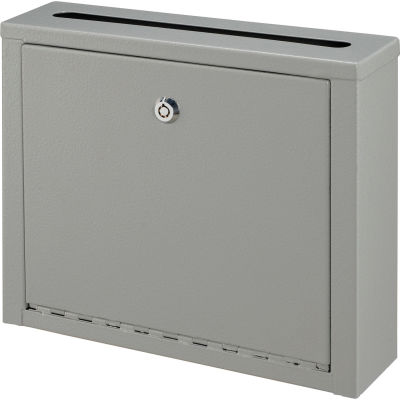 """Global Industrial™ Inter-Office Mailbox Small 12""""W x 3"""" D x 10"""" H"""