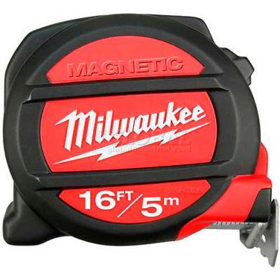 Milwaukee® 48-22-0317 5m/16' Magnetic Tape Measure