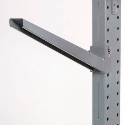 """Global Industrial™ 49"""" Cantilever Inclined Arm, 1000 Lb. Cap., For 3000-5000 Series"""