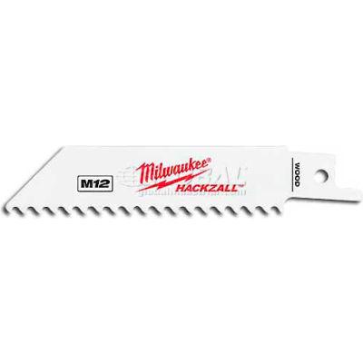 """Milwaukee® 49-00-5460 HACKZALL® 4"""" Wood Blade (5 Pack)"""