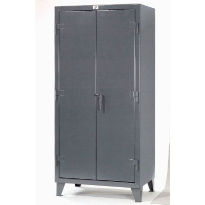 Strong Hold® Heavy Duty Storage Cabinet 45-243 - 48x24x66