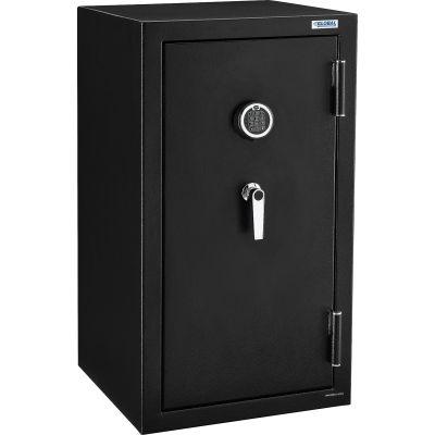 "Global Industrial™ Burglary & Fire Safe Cabinet 2 Hr Fire Rating Digital Lock 22""Wx22""Dx40""H"