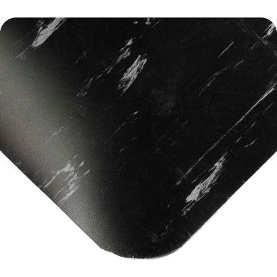 """Wearwell® UltraSoft SMART® Tile-Top™ 7/8"""" Thick 3' x 5' Black"""