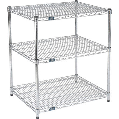 Nexel® Cleaning Chemical Storage Stand