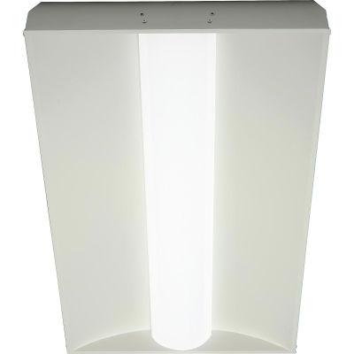 Global™ LED 2'x4' Troffer, 50W, 5500 Lumens, 4000K, Center Basket, 85 CRI, 0-10V Dim, DLC 4.0
