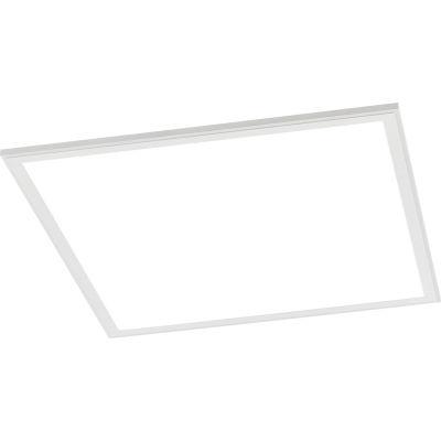 Global Industrial™ LED Panel Light, 2'x2', 40W, White Frame, 4000 Lumens, 5000K, 0-10V Dimming