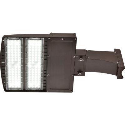 Global Industrial™ LED Area Contractor Pack 150W 5000K 18000 L Slipfitter & Mount Brackets