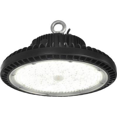 Global Industrial™ LED Round UFO High Bay, 200W, 26000 Lumens, 5000K, 0-10V Dimming