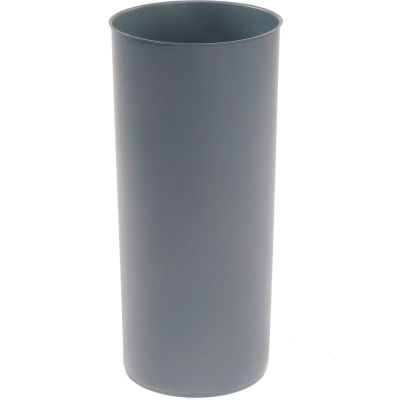 Rigid Liner for 12-1/8 Gallon Rubbermaid Marshal Waste Receptacles