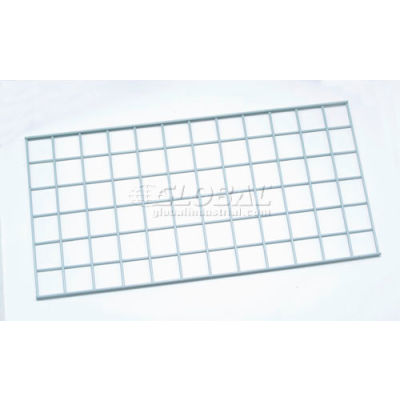 """Additional Shelf Level Boltless Wire Deck 36""""W x 12""""D, 1500 lbs. Capacity - Gray"""
