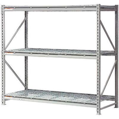 "Global Industrial™ Extra Heavy Duty Storage Rack, Wire Deck, 72""Wx18""Dx72""H Starter"