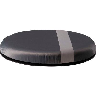HealthSmart® Vivi Relax-a-Bac™ Premium Swivel Seat Cushion, Standard Size, Gray