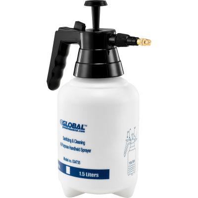 Global Industrial™ Sanitizing & Cleaning All Purpose Handheld Sprayer, 1.5 Liter Capacity
