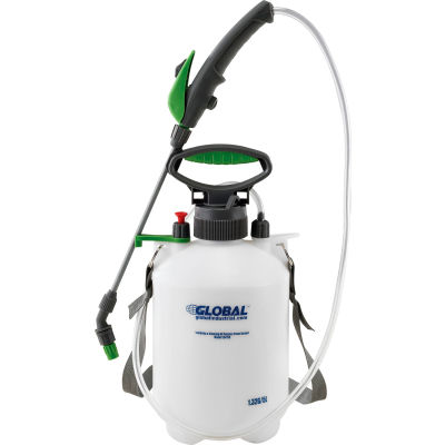 Global Industrial™ Sanitizing & Cleaning All Purpose Pump Sprayer, 5 Liter Capacity