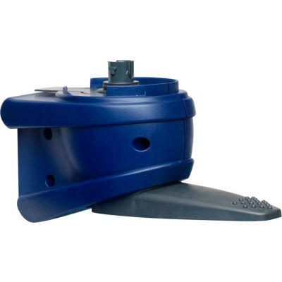GP Georgia-Pacific Blue Manual Industrial Hand Cleaner Dispenser - 54011