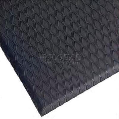 """Cushion Max™ Anti Fatigue Mat 5/8"""" Thick 2' x 3' Black"""