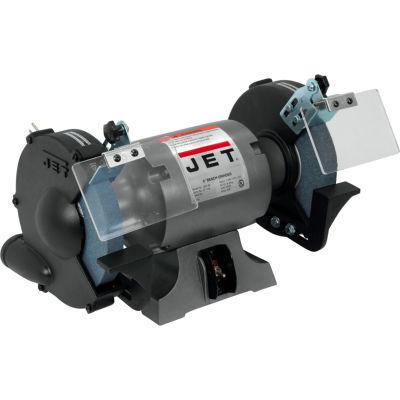 """JET 577102 Model JBG-8A 1HP 1-Phase 115V 8"""" Industrial Bench Grinder"""