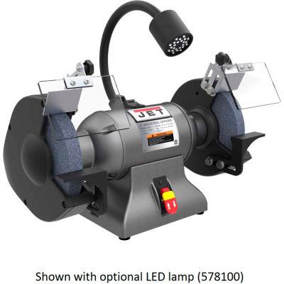 """JET® IBG-8 8"""" Industrial Bench Grinder 1 HP, 115V, 1Ph"""