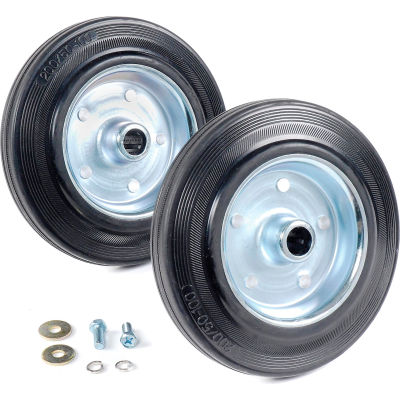 "Replacement Wheels for Global Industrial™ 42"" & 48"" Blower Fans, Model 600554, 600555"