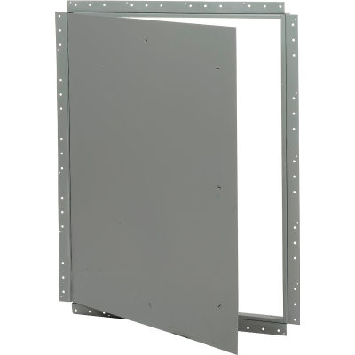 """Global Industrial™ Concealed Frame Access Panel For Wallboard, Cam Latch, 22""""W x 30""""H"""