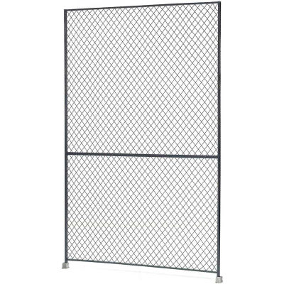 Global Industrial™ Wire Mesh Panel, 5' W x 8'H