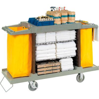 Global Industrial™ Hotel Cart, Housekeeping Cart