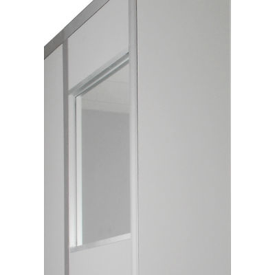 Window For 2 Ft Panel Sound Control 1/4 Inch Laminated Glass