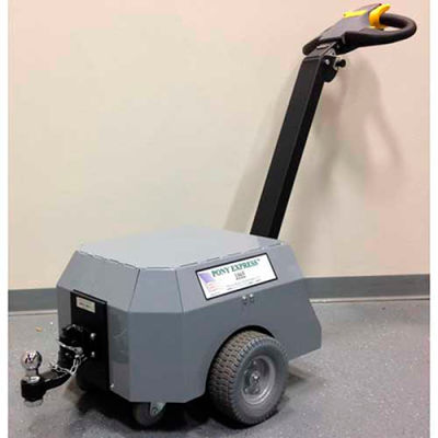 """Electro Kinetic Technologies Electric Tugger MT-1772-5000-3012  5000 Lb. Cap. with 2"""" Ball Hitch"""