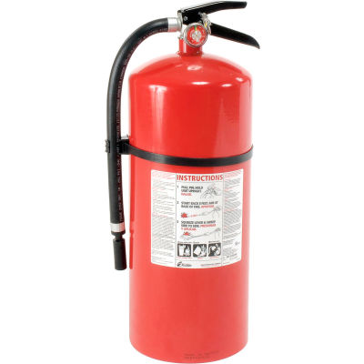 Fire Extinguisher Dry Chemical 20 Lb.