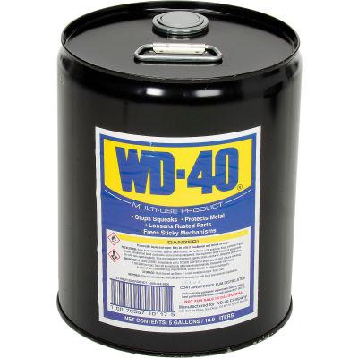 WD-40® 5 Gallon Pail - 10117/49012