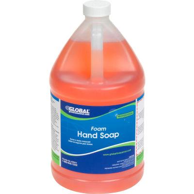 Global Industrial™ Foam Hand Soap - Case Of Four 1 Gallon Bottles