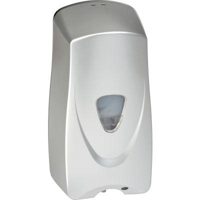 Automatic 1000 ml Bulk Foam Soap Dispenser - Platinum SF2150-08