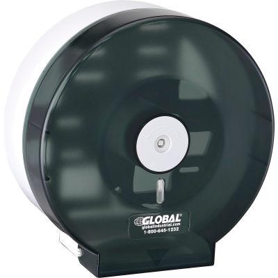 """Global Industrial™ Plastic Jumbo Bathroom Tissue Dispenser - One 9"""" Roll"""