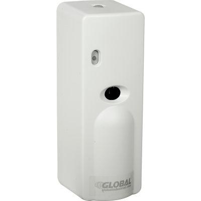 Global Industrial™ Automatic Air Freshener Refills w/ Free Dispenser - 12 Refills, Lemon