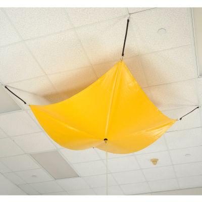Global Industrial™ Leak Diverter 5' x 5' - Yellow