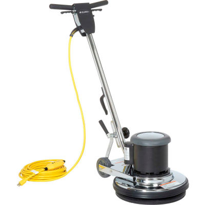"""Global Industrial™ 17"""" Floor Cleaning Machine, 1.5 HP, 110 Volts"""