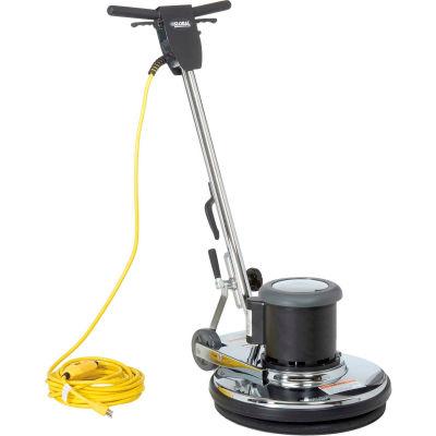 "Global Industrial™ Low Speed Floor Machine, 20"" Cleaning Path"