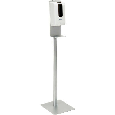 Global Industrial™ Universal Hand Sanitizer Dispenser Floor Stand, Stand Only