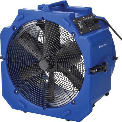 Global Industrial™ Axial Air Mover AM50AX , 2 Speed, 1/2 HP, 1550 CFM