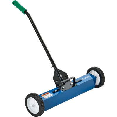 """Global Industrial™ Magnetic Floor Sweeper, 24""""W"""