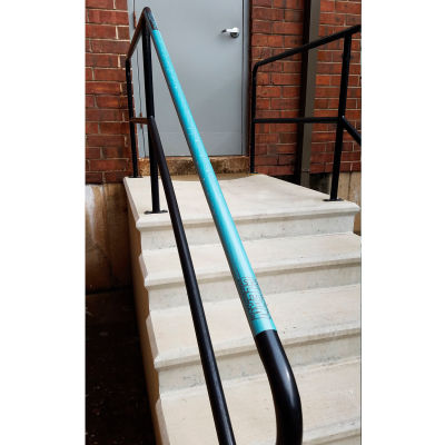 "Global Industrial™ V-Guard Constant Clean Antimicrobial Railing Film, 60"" x 4"", 4/Pack"