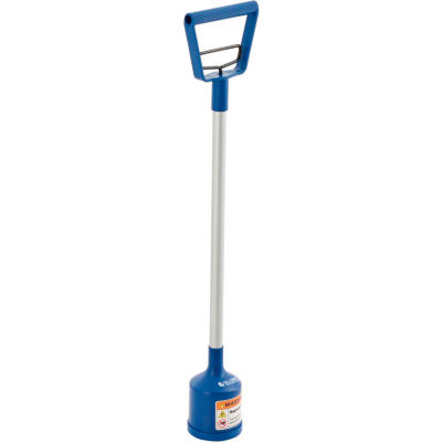 Global Industrial™ Magnetic Bulk Lifter With Extended Handle, 30 lb. Pull