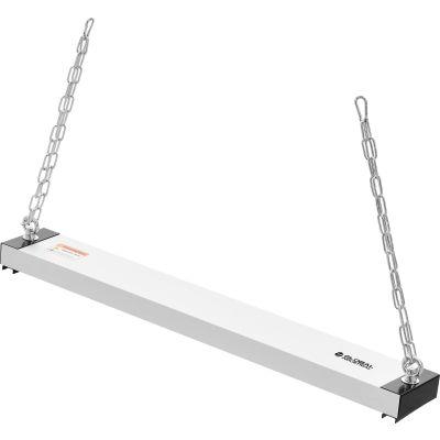 "Global Industrial™ Heavy Duty Hang-Type Magnetic Sweeper, 36""W"