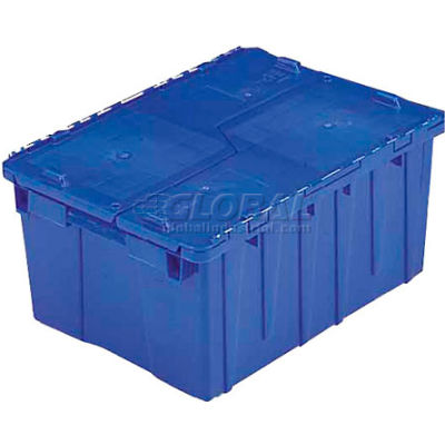 ORBIS Flipak® Distribution Container FP261 - 23-7/8 x 19-5/8 x 12-5/8 Blue