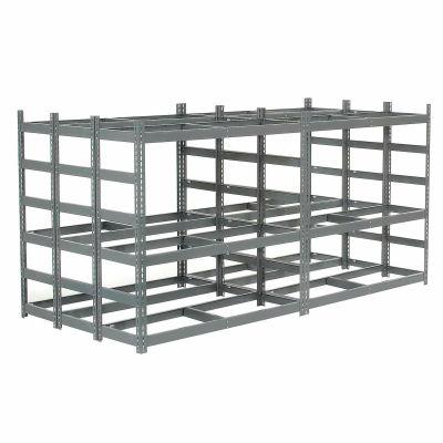 "Global Industrial™ Bar Storage Rack 56""W X 120""D X 60""H"