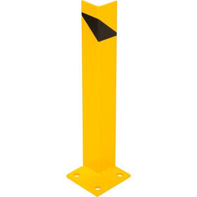 Global Industrial™ Overhead Door Track Protector 24 Inch High