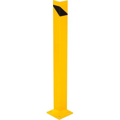Global Industrial™ Overhead Door Track Protector 36 Inch High
