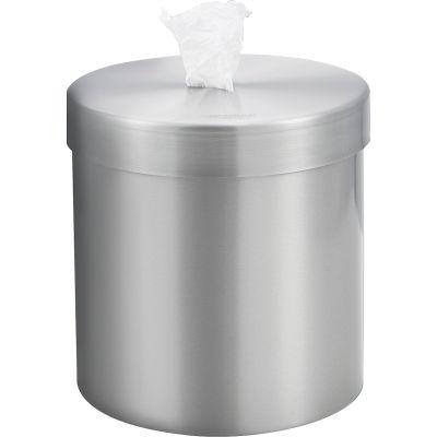 Global Industrial™ Wall Mounted Wet Wipe Dispenser - Stainless Steel