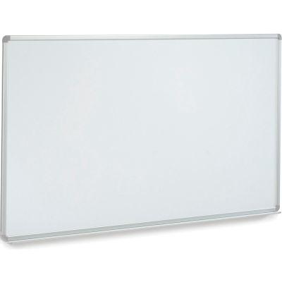 Global Industrial™ Porcelain Dry Erase Whiteboard - 96 x 48