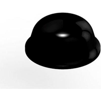 "3M™ Bumpon Protective Product SJ5003 - Hemisphere - 0.440"" W x 0.200"" L - Black - Pkg of 3000"